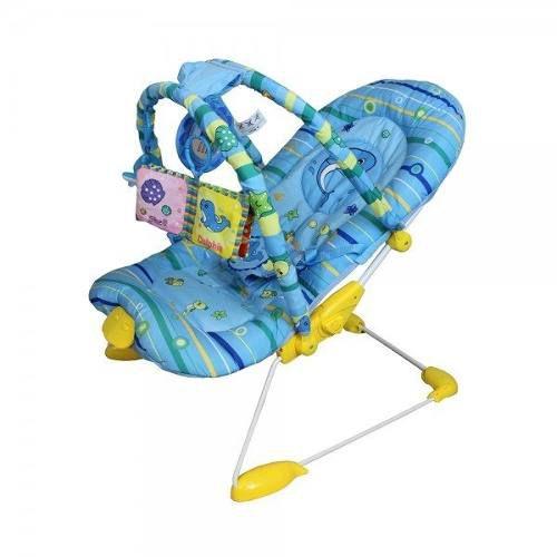 Cadeirinha Bebê Descanso Musical Vibratória Ballaggio