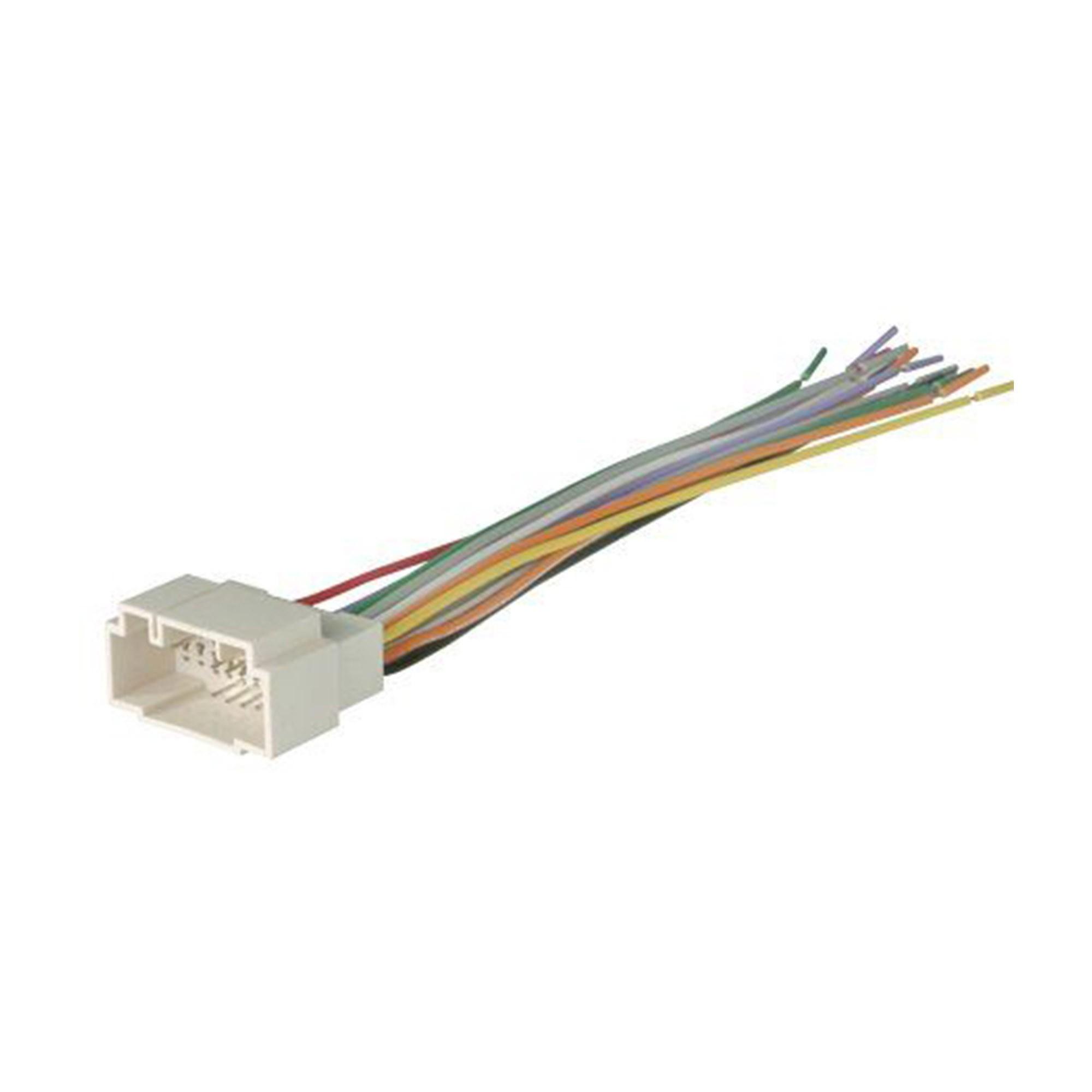 Chicote Conector Plug Específico Honda Fit Original
