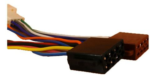 Chicote Plug Conector Radio Som Cd Dvd Hyundai Hb20 Elantra
