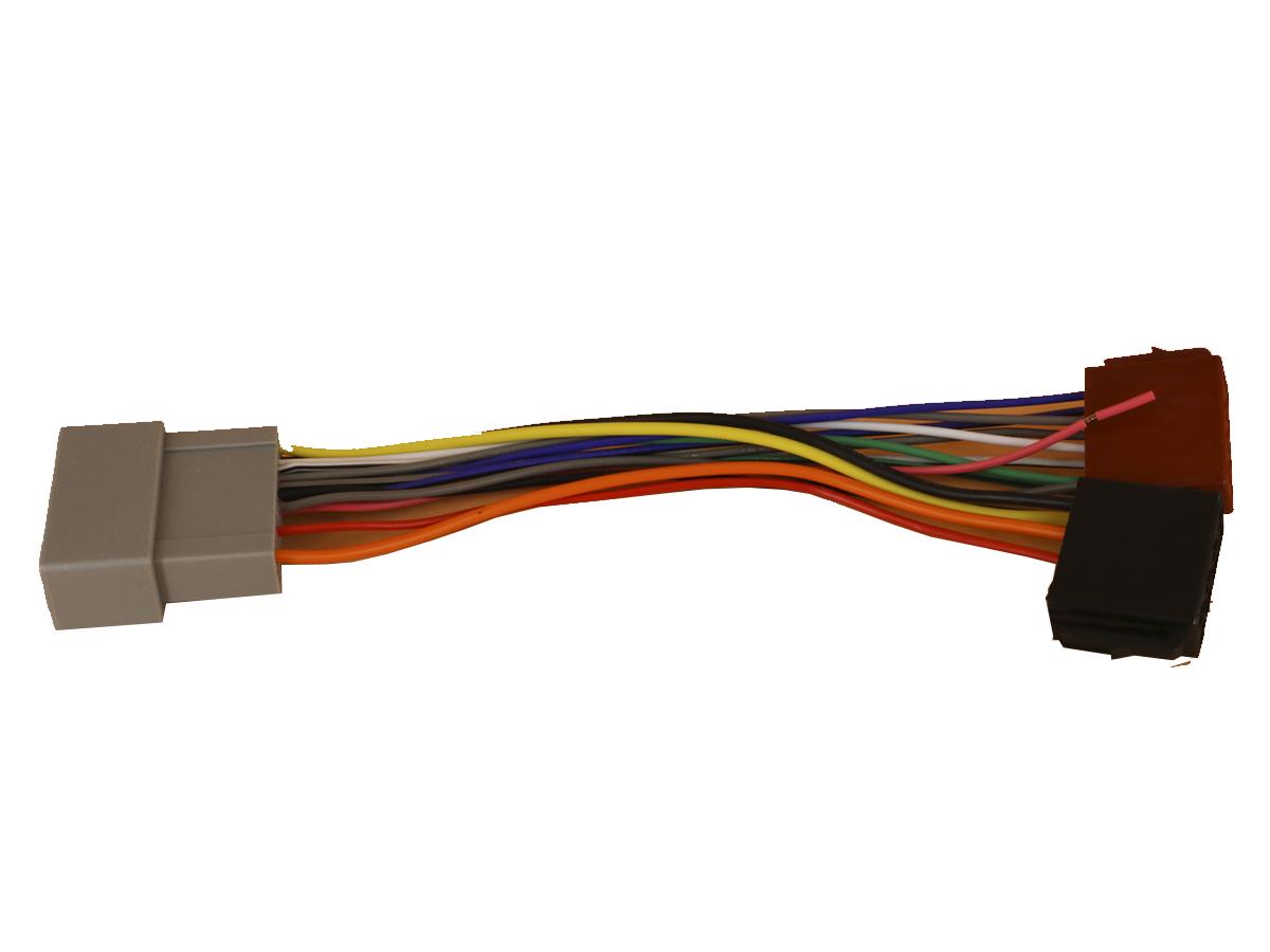 Chicote Plug Conector Som CD E DVD Civic 2017 em Diante