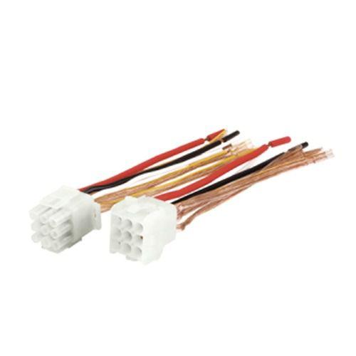 Chicote Plug Tomada 9 Vias Soquete Conector 1mm