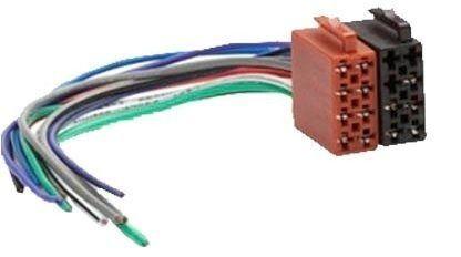 Conector Chicote Soquete Plug Fic Femea 16 Vias Universal