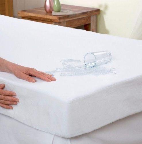 Kit Protetor Impermeável Colchão E Travesseiro 1c 1s 3fronha