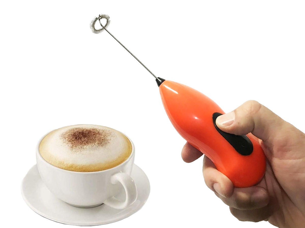 Misturador Portátil Mini Mixer Elétrico Bebidas Cremosas