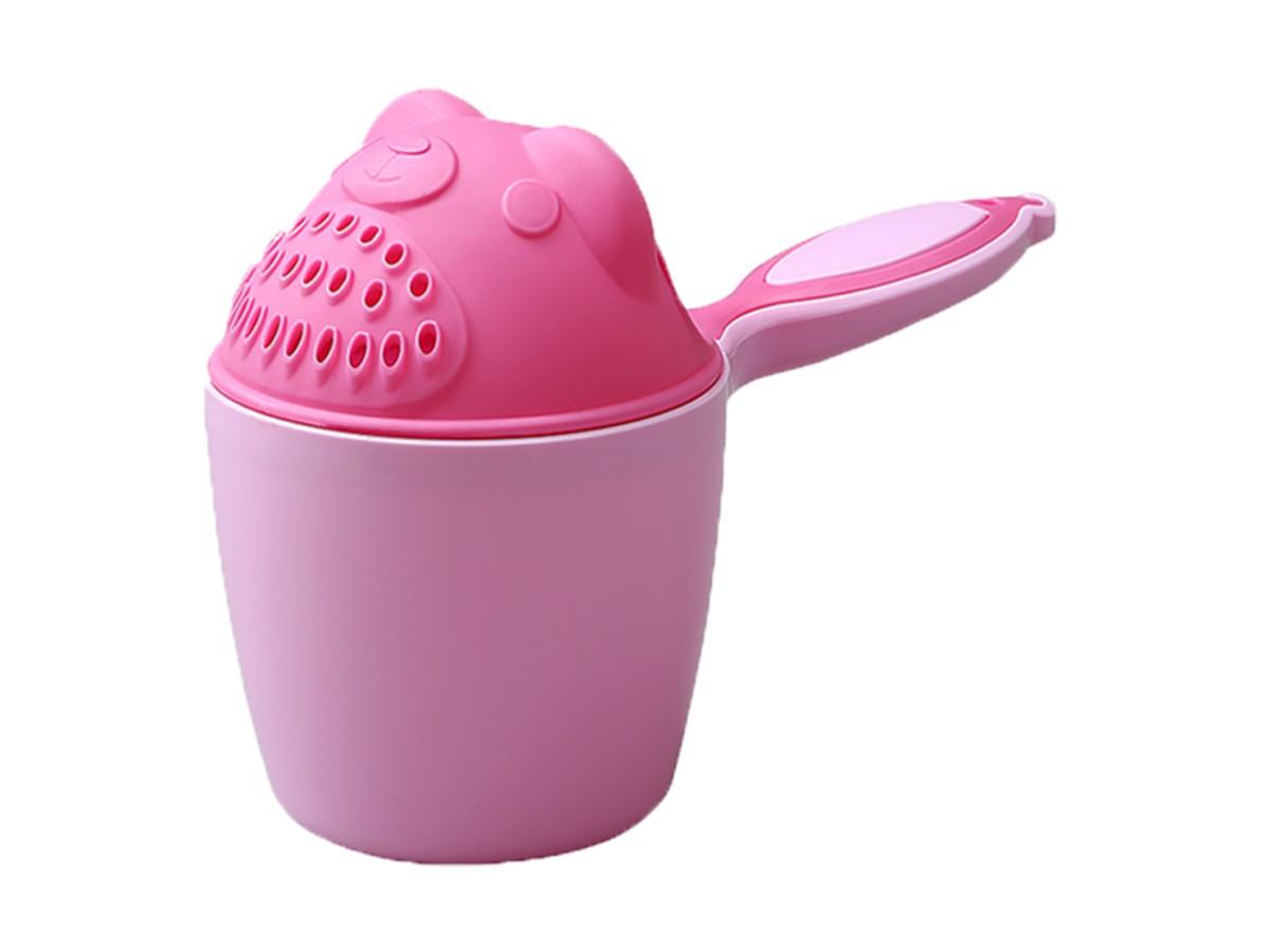 Regador De Banho Para Bebê Enxague Divertido