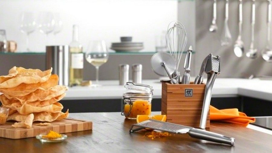 Resultado de imagem para utensilios de cozinha zwilling