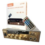 Amplificador de Áudio com Bluetooth Lelong LE-705
