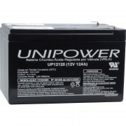 Bateria Selada UP12120 12V/12A UNIPOWER