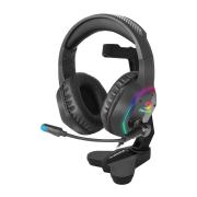 Kit Headset BlackFire + Suporte Headset Blackfire Fortrek