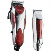 Kit Máquina de Corte Magic Clip + Detailer 220V WAHL