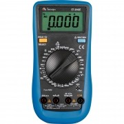 Multímetro Digital ET-2042E Cinza/Azul MINIPA