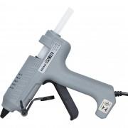 Pistola de Cola Quente Profissional 100W Bivolt HPC-100 Cinz
