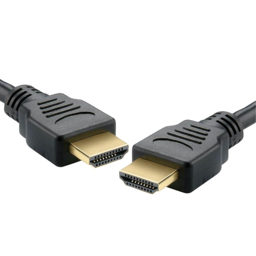 Cabo HDMI 5m Full HD 1080p 1.4 Emborrachado Xcell