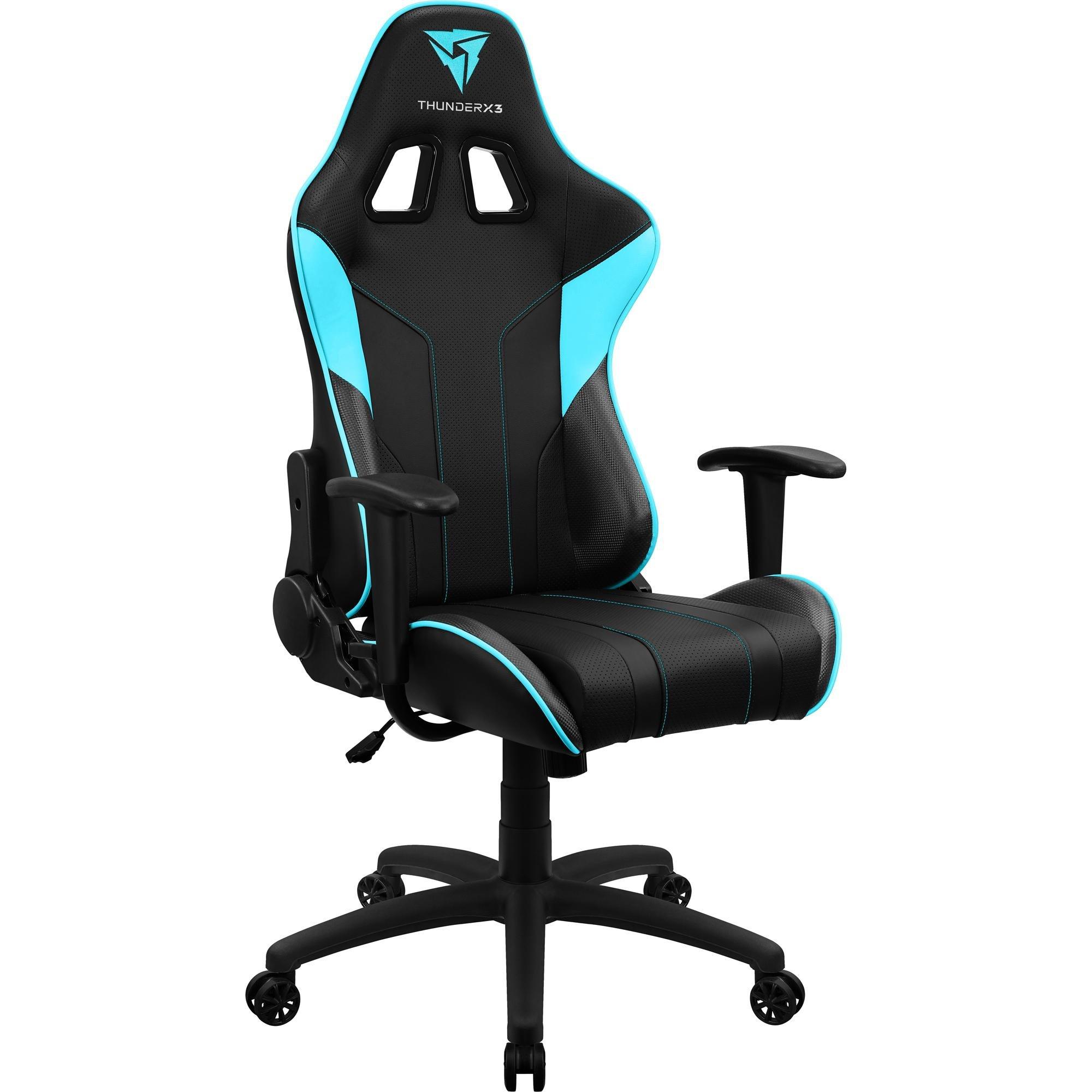 Cadeira Gamer EC3 Cyan THUNDERX3