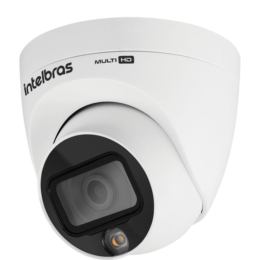 Câmera Intelbras VHD 1220 D Full Color Dome Cor no Escuro