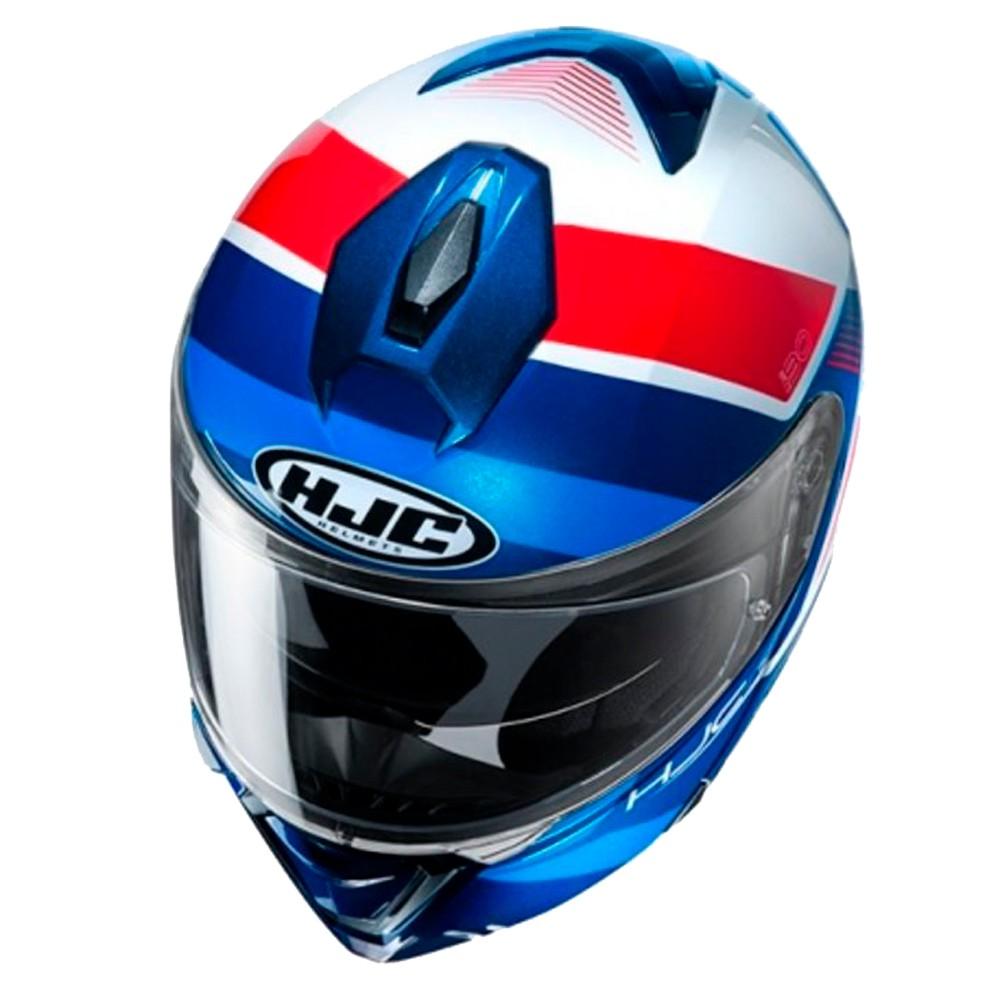 Capacete Hjc I90 Hollen Azul 61