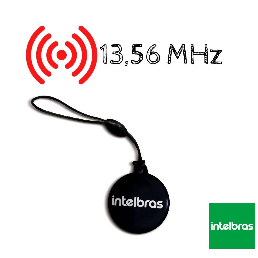 Chaveiro Aproximação RFID Intelbras Mifare 13,56MHz XID1000