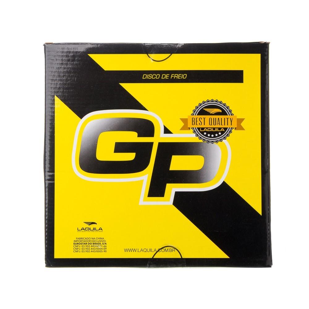 Disco Freio Traseiro Gp7 Bros 160