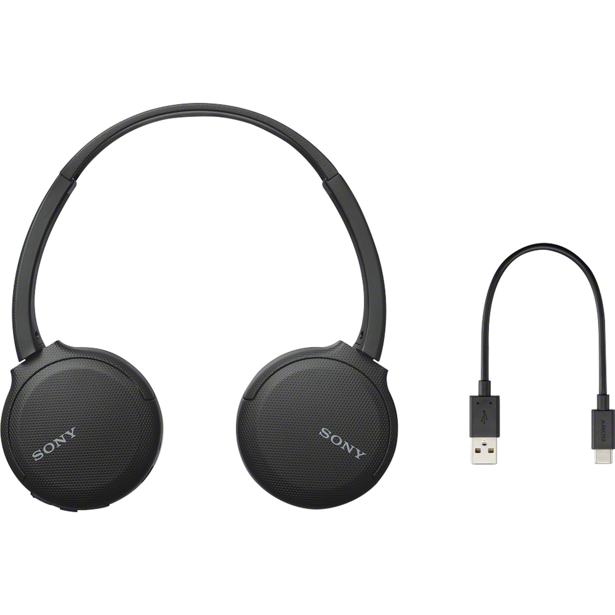 Fone Bluetooth WH-CH510 Preto SONY