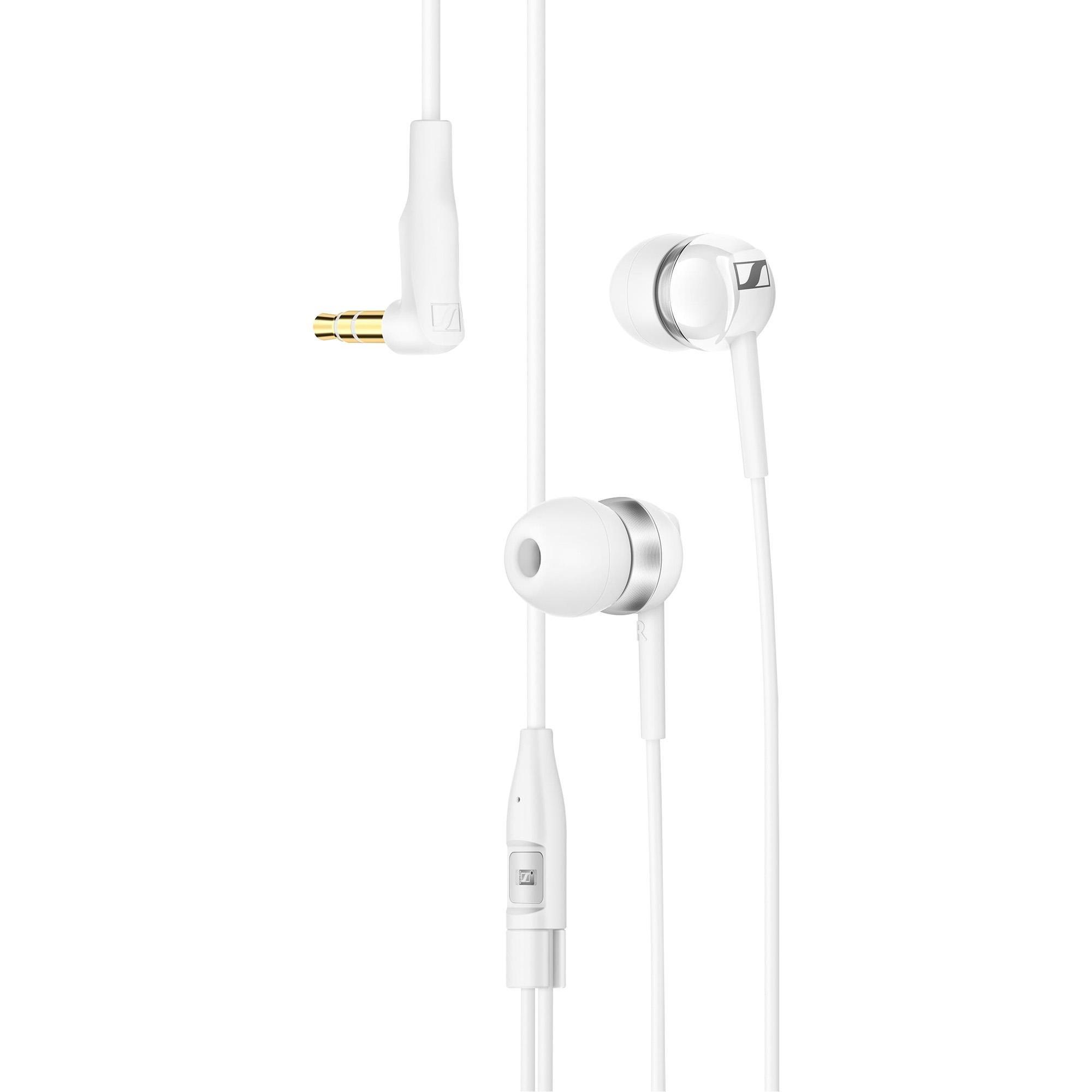 Fone de Ouvido CX100 Branco SENNHEISER