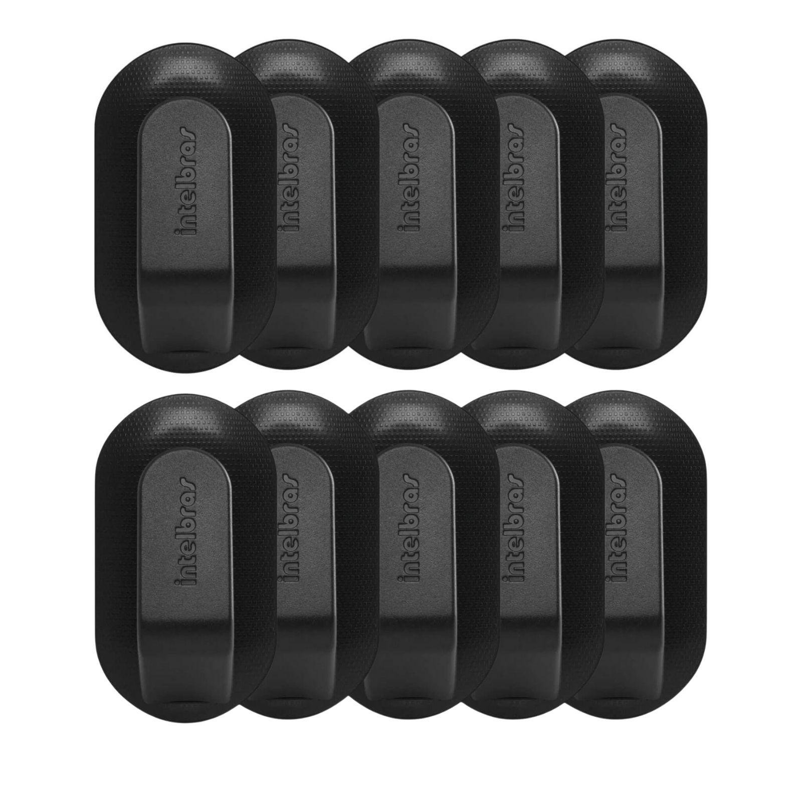 Kit 10 Controles de Alarme/Portão XAC 4000 Smart Intelbras