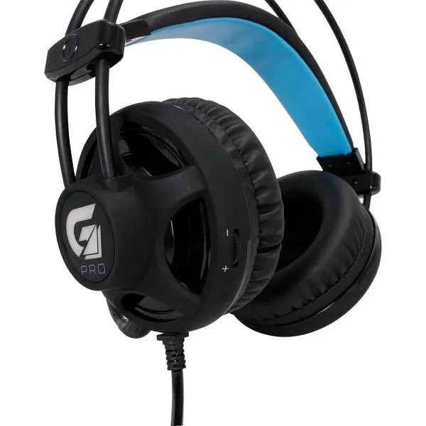 Kit Headset Gamer H2 Pro + Mouse Pad 320x240mm Fortrek