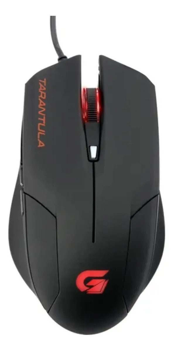 Kit Mouse Gamer Tarantula + Mouse Pad 440x350mm Fortrek