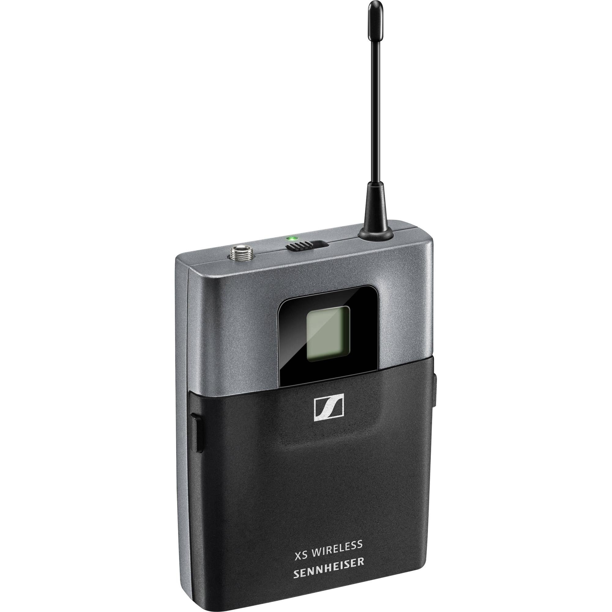 Microfone Lapela sem Fio XSW2-ME2-A SENNHEISER