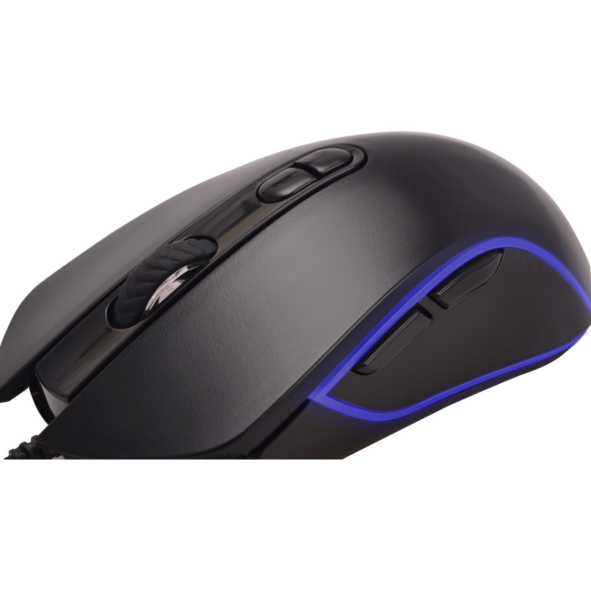 Mouse Gamer PRO M7 RGB Preto FORTREK