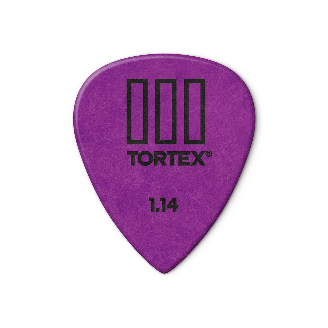 Palheta Tortex Iii 462r 1,14mm Pct C/72 462r1.14 Dunlop