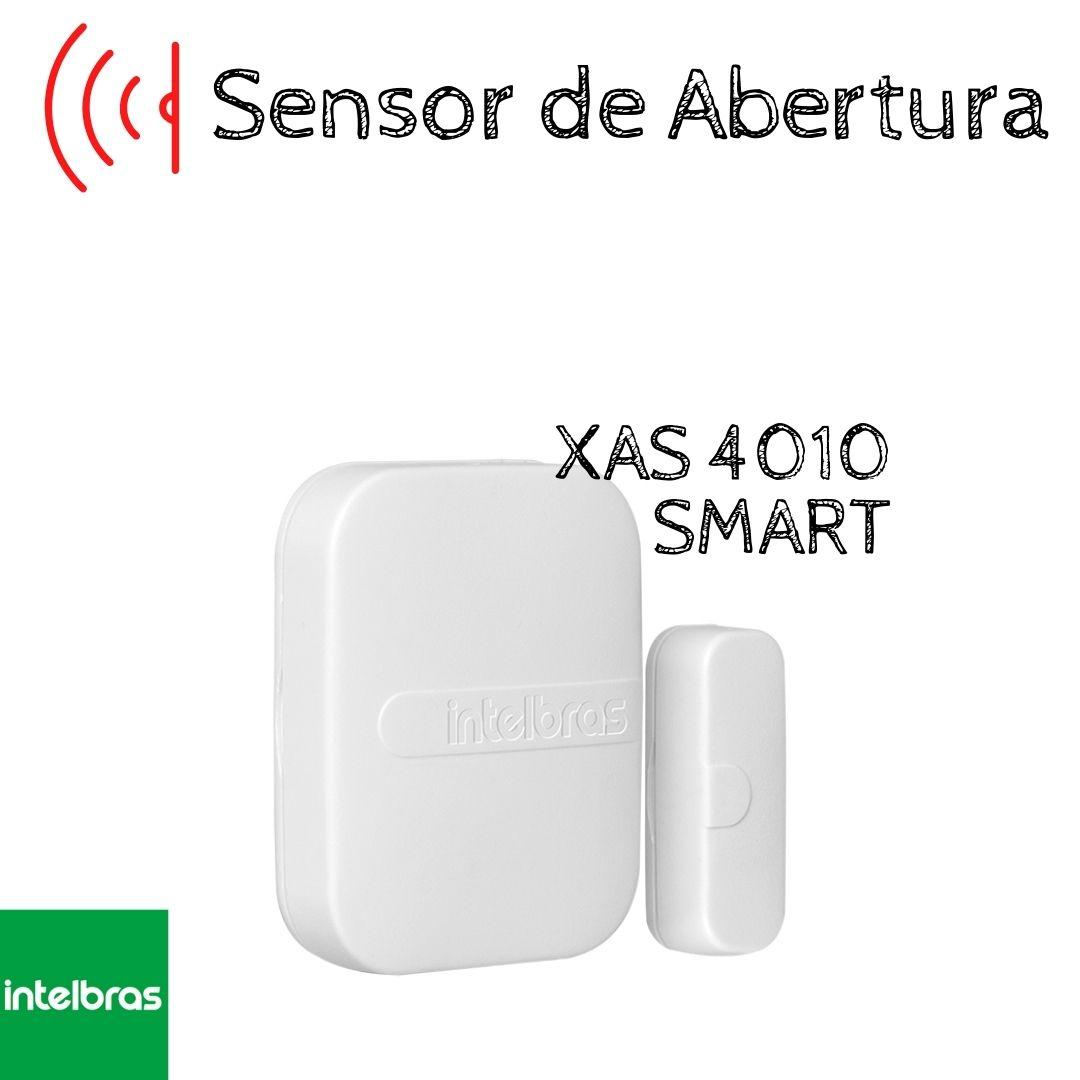 Sensor Magnético XAS 4010 Smart Intelbras