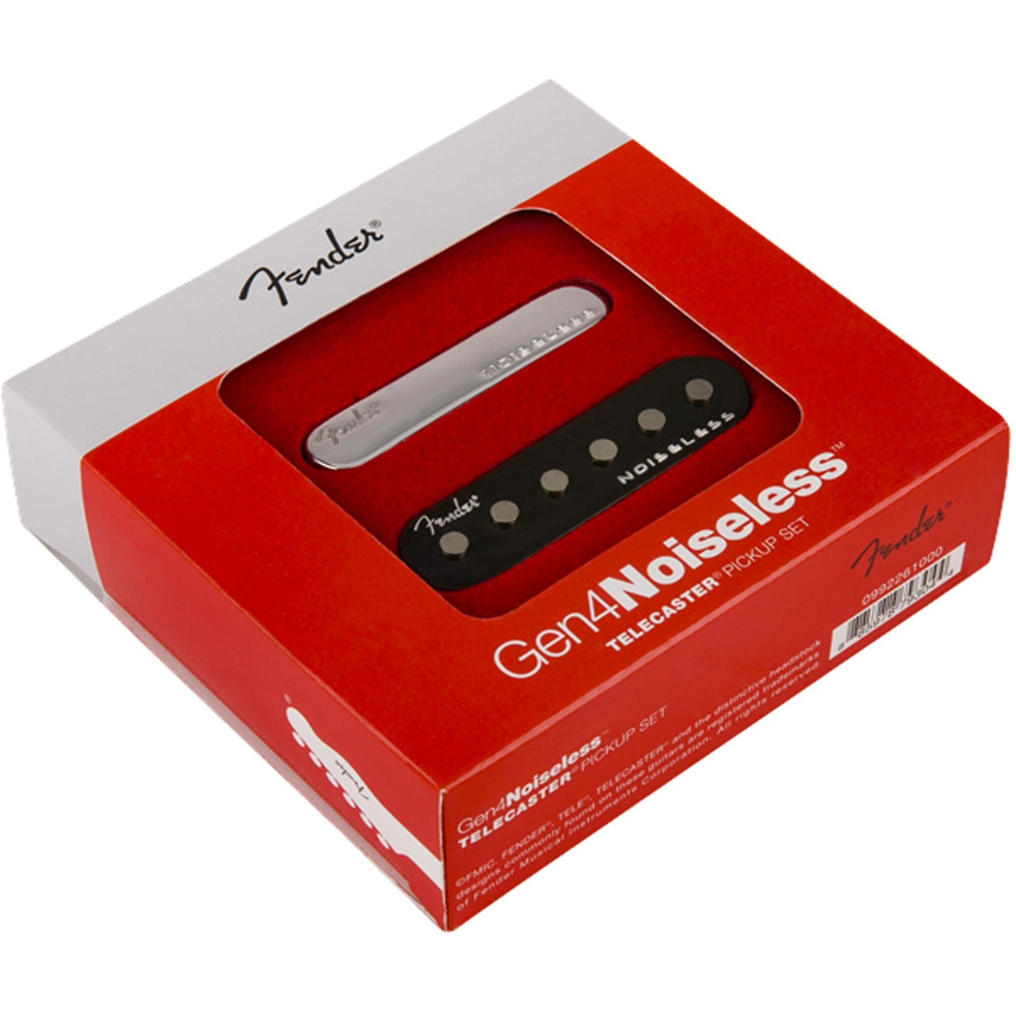Set de Captadores Gen 4 Noiseless Telecaster FENDER