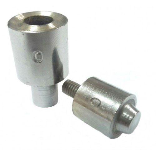 Kit Aplicadora De Ilhós Nº 0 Alumínio Balancim 7-g C/ Suporte