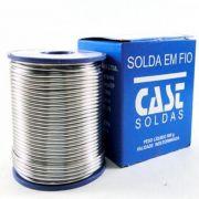 Estanho Solda em em fio 1,5mm 60 x 40 500g com resina MSX (189ºC) Cast Soldas