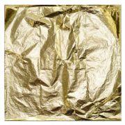 Folha Imitação Ouro 160mm x 160mm Toke e Crie