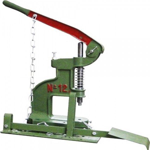 Balancim Manual Nº 12 capacidade de pressão 450Kg acionamento lateral ou com pedal