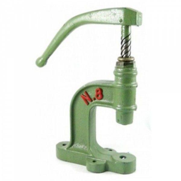 Balancim Manual Nº 8 capacidade de pressão 120Kg acionamento lateral