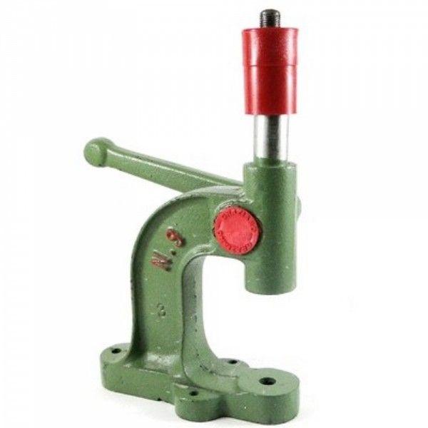 Balancim Manual Nº 9 capacidade de pressão 150Kg acionamento frontal
