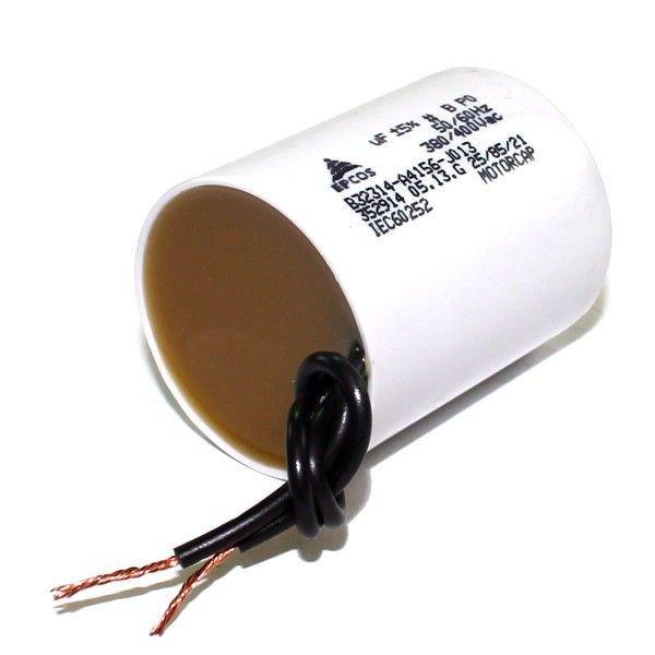Capacitor de Partida para Motores 380/400VCA Fio Epcos