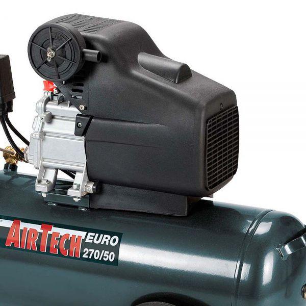 Compressor de ar 9,5 PCM x 50 Litros - 2,5 HP - monofásico - Euro 270/50 - Einhell