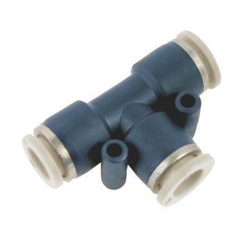 Conexão União T 8mm