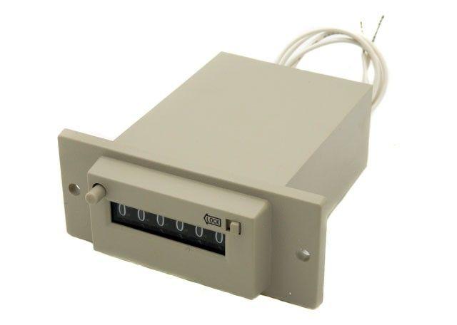 Contador de Pulso Eletromecânico 6 Digítos CSK6-YKW 220V JNG