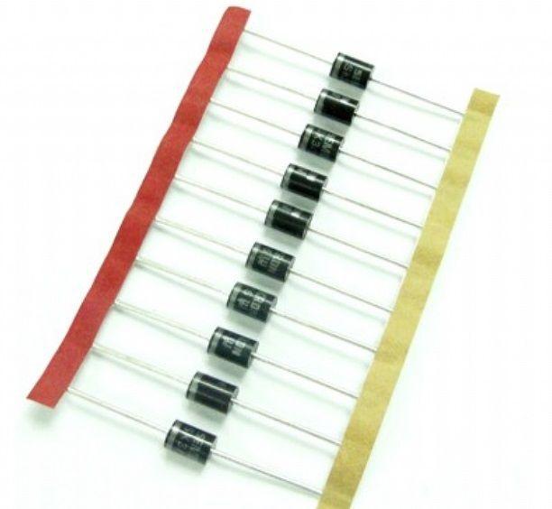 Diodo retificador SK 1/16 suporta 1A e 1600V (embalagem com 20 peças)