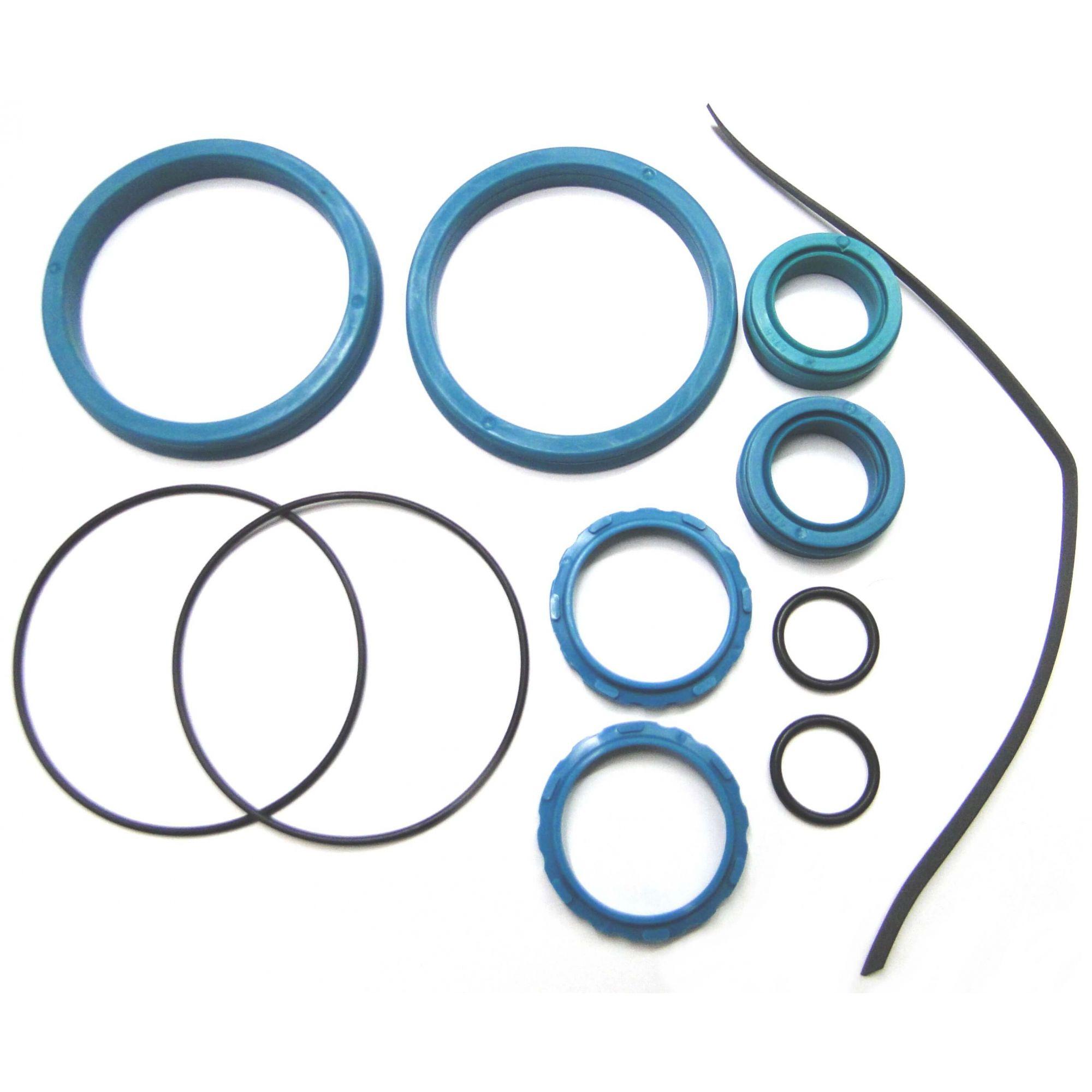 Kit Reparo para Cilindro Pneumático Haste Dupla E080 Werk Schott