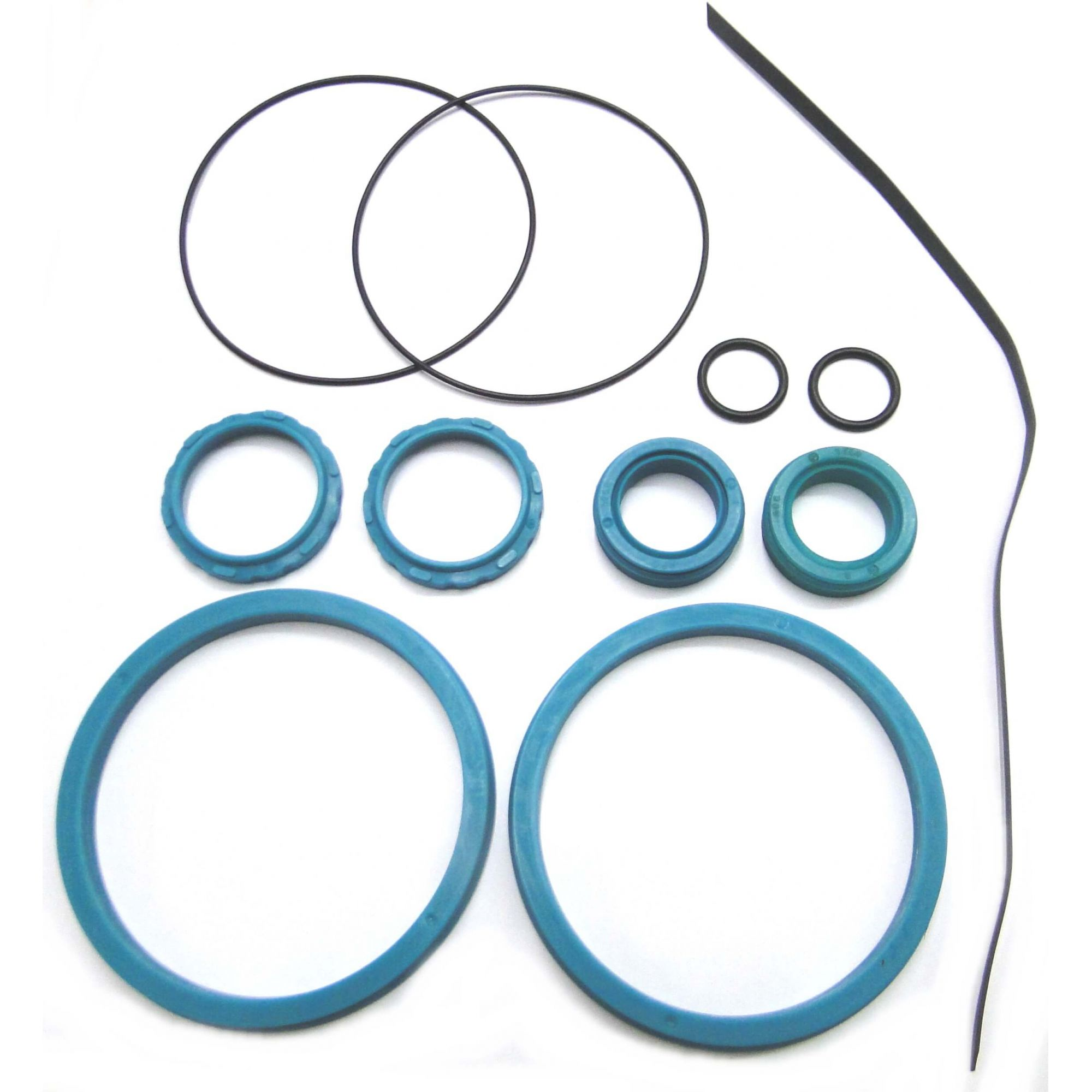 Kit Reparo para Cilindro Pneumático Haste Dupla E100 Werk Schott