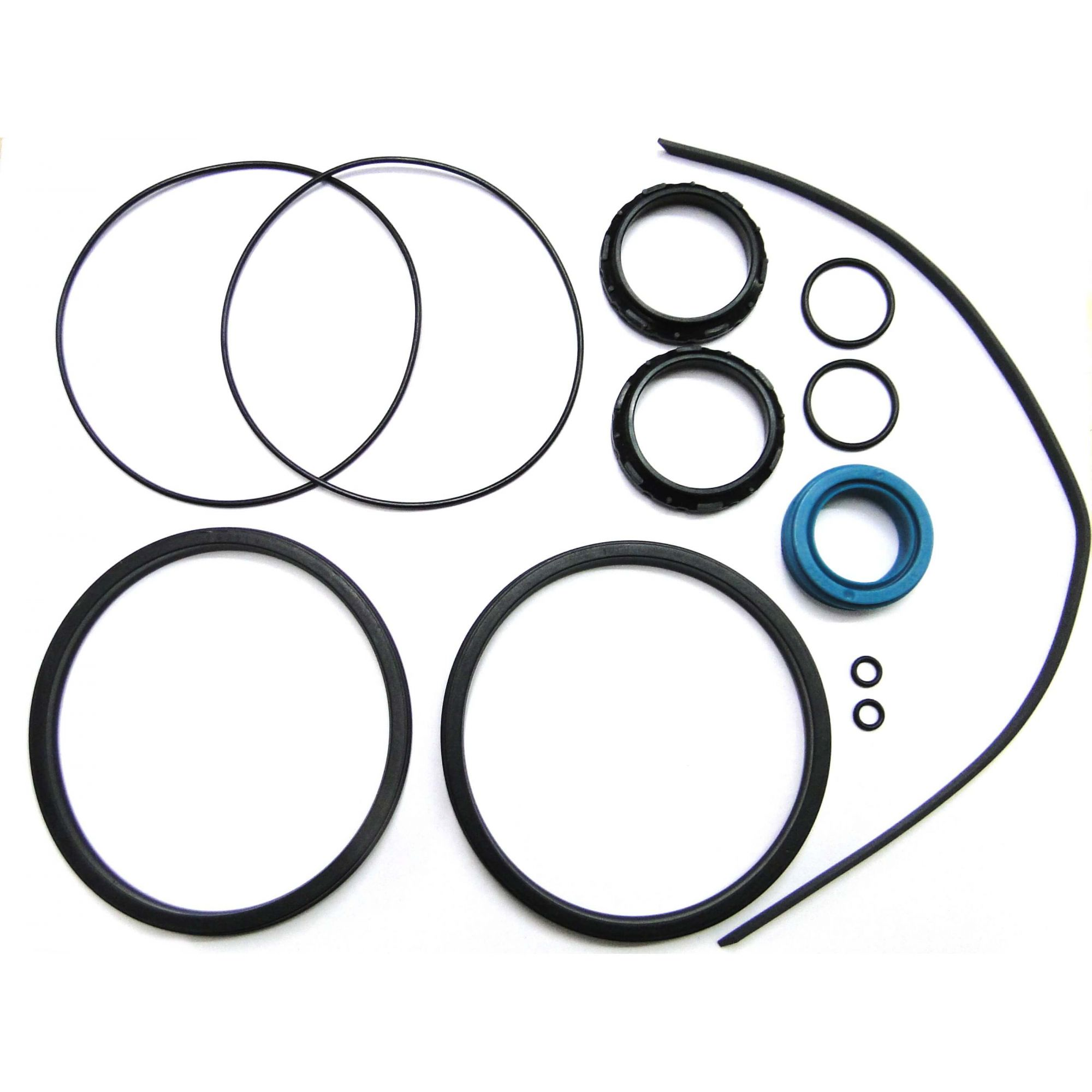 Kit Reparo para Cilindro Pneumático Haste Simples CWU100 Werk Schott