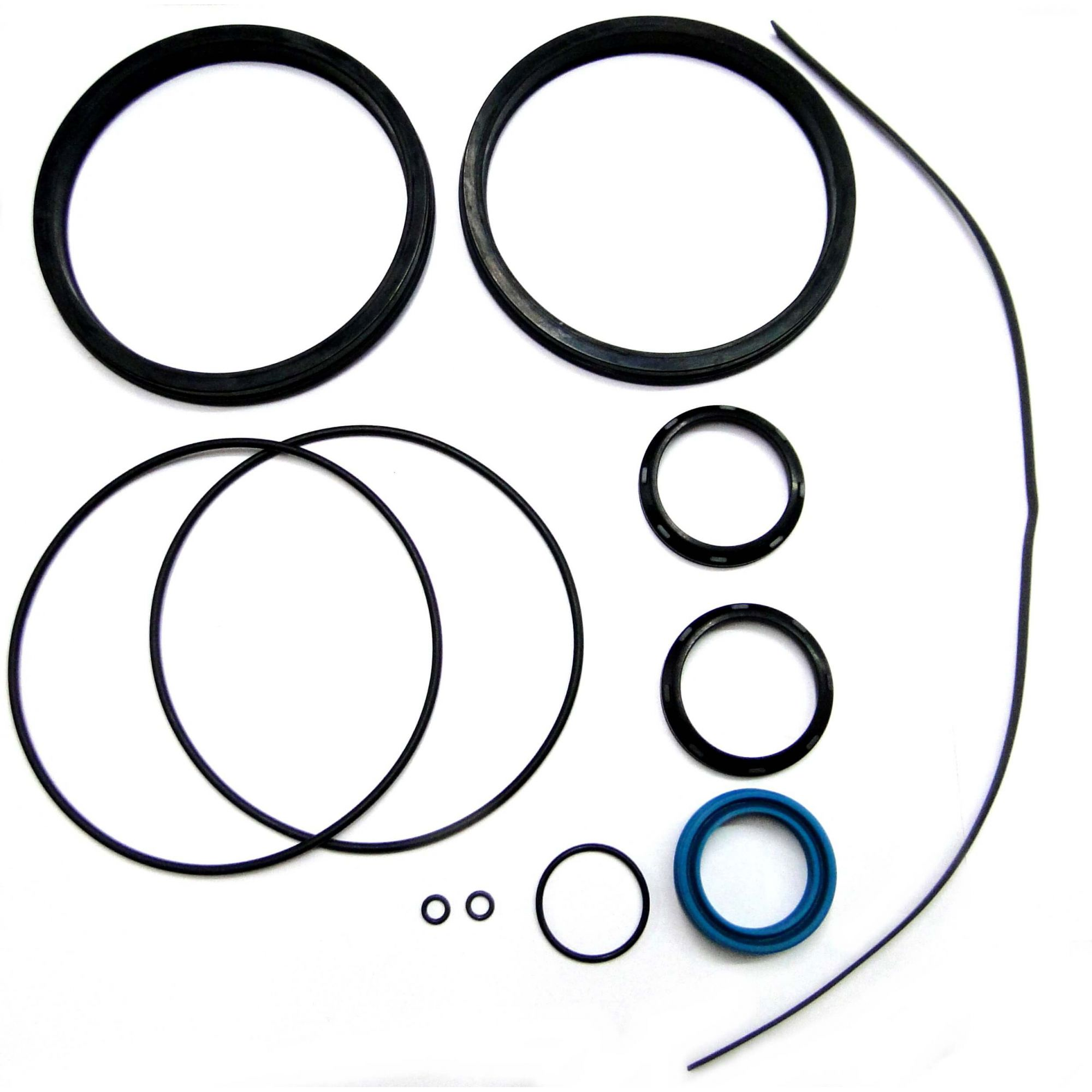 Kit Reparo para Cilindro Pneumático Haste Simples CWU125 Werk Schott