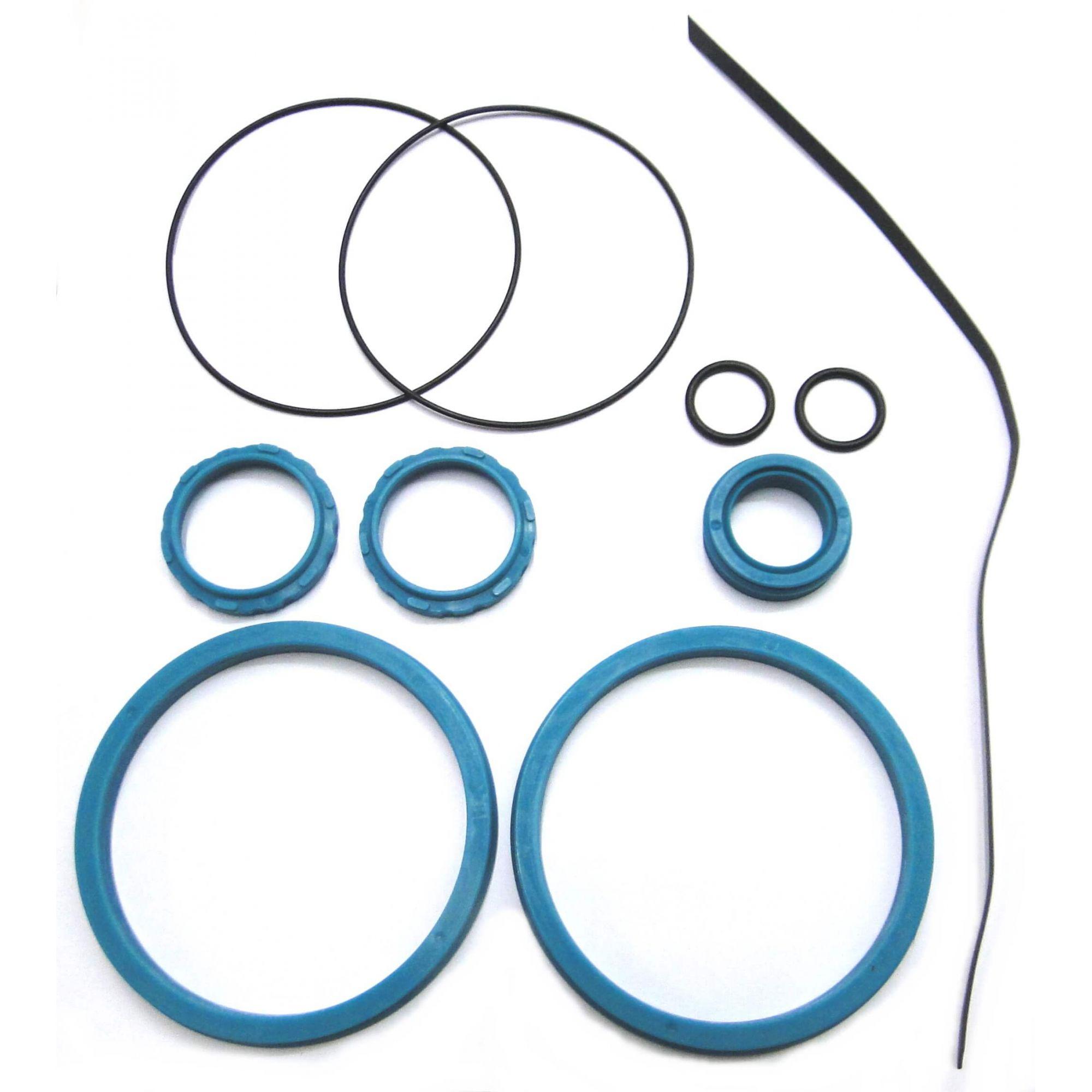 Kit Reparo para Cilindro Pneumático Haste Simples E100 Werk Schott