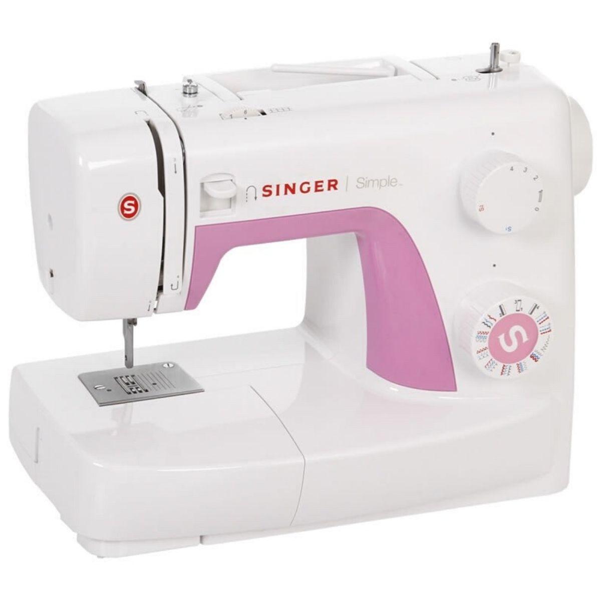 Máquina de Costura Doméstica Singer 22 Pontos 3223