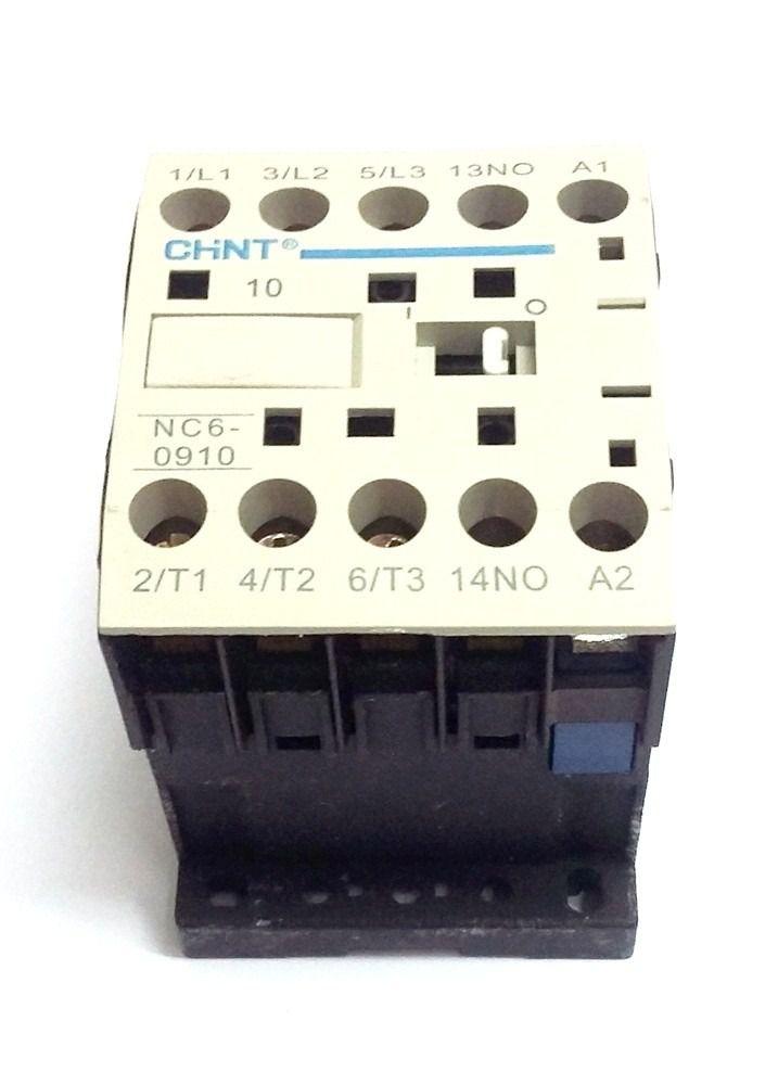 Mini Contat NC6 0901 220V/50-60HZ, 3P+1NF